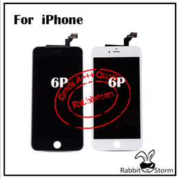Wholesale Best Quality For IPhone Plus LCD Display inch Touch Screen Digitizer Full Assembly Replacement Parts Black White
