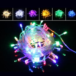 Wholesale 10M Waterproof LED Strips RGB Flexible LED Strip for TV Car Computer bike bicycle Tent Lighting for Christmas Festival Party Fairy Colorful