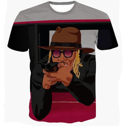 Young Metro Dont Trust You Tee Hipster 3D t shirt Men Women Harajuku t-shirt tees Summer Casual tee shirts tops