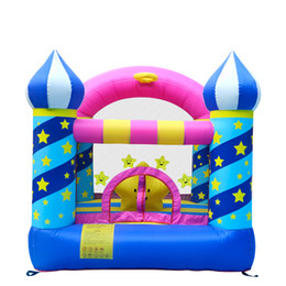 Wholesale Baby Toy Kid Inflatable Trampoline Water Children s Inflatables Slides Pool For Children Jumping And Swimming Toys Kids