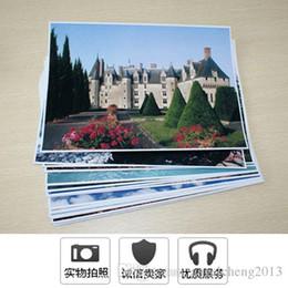 Wholesale Photo Paper for Inkjet Prints Gloss A3 g sheet inkjet waterproof paper photo paper