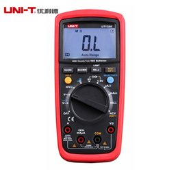 Wholesale UNI T UT139A True RMS Digital Multimeter Auto Range AC DC Amp Volts Ohm Tester with Data Hold NCV and Battery Test