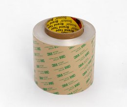 Wholesale 2016 China M MP adhesive tapes Clear Transparent Double Sided Adhesive Transfer Tape Lenght M