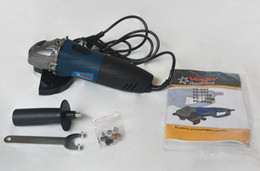 Wholesale new hot sell Mini Electric angle grinder VG650 angle grinding wheel cutting power tools polishing machine