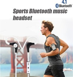Wholesale Newest Sport Wireless Bluetooth Headphones MS B1 Headset Auruculares Bluetooth for Outdoor Sport Phone Computer Mp3 Player