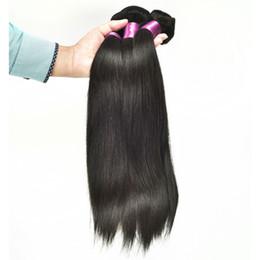 Cambodian Peruvian Brazilian Malaysian Indian Mongolian Straight Human Hair Weaves 5pcs lots Hot Quality Real Virgin Brazilian Hair Bundles