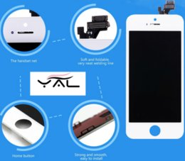 Wholesale 2016 brand new cheap price tianma best AAA for iphone5 lcd screen digitizer assemb for iphone5 display low price replacement for iphone5