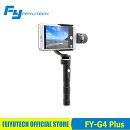 Feiyu Handheld Stabilizer 3 axis Brushless Handheld Gimbal for Smart Phone