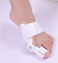 Wholesale New Big Toe Bunion Splint Straightener Bunion Aid Orthotics Toes Splint Brace Hallux valgus Relief Pain Foot Care Foot Pain Corrector New