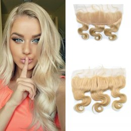 Body Wave Lace Frontal Closure Indian 613# Lace Frontal Closure Ear to Ear Lace Frontals With Baby Hair LaurieJ Hair