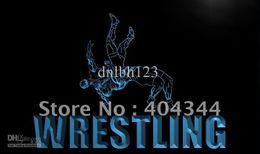 LK637-TM Wrestling Fight Game Bar Beer NEW Light Sign. Advertising. led panel, Free Shipping, Wholesale