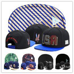 Wholesale Cayler-sons Snapback Hats Letter Hip-hop Cap Hat KUSH BANAL Letter Baseball Cap Flat Brim