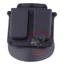 Wholesale 2016 NEW Rotates degrees gun holster Paddle Magazine Holster s Gvt S W Springfield Bersa