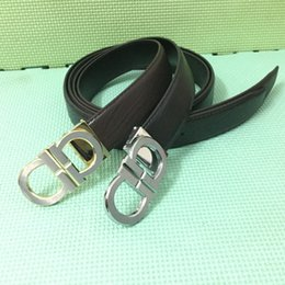 Wholesale Vogue of new fund of high grade agio bark grain leather belt leisure suits men s and women s general
