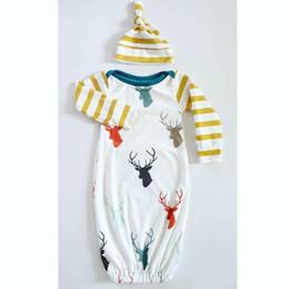 Wholesale 2016 pieces Newborn Kid Baby Boy Girl Romper Bodysuit Sleeping Bag Pajama Sleepsack Outfit