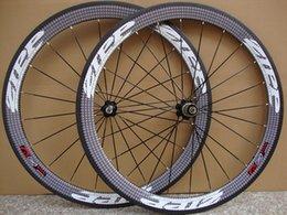 Wholesale full carbon fiber wheels road bike mm c rim ROVAL decal wheels carbon wheelset with clincher or Tubular AERO spokes