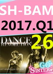 on Top-sale 2017.1 January Q1 New Routine SH BAM 26 Aerobics Exercise Fitness Videos BAM26 SH26 Video DVD + Music CD
