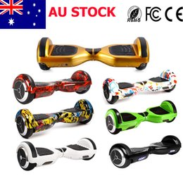 Wholesale Stock In Australia Inches Wheels Smart Balance Wheel Hoverboard Electric Skateboard Drift Self Balancing Scooter Hover Board
