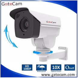 10x Auto Zoom Auto Iris 5.1-51mm lens 2MP AHD Bullet PTZ Camera Mini Size Free shipping