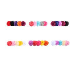 free shipping fashion new baby hair accessories 100pcs  lot more 12color for 0-3T baby free size