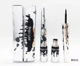 Wholesale lowest price High quality new makeup BROOKE CANDY waterproof Liquid eyeliner black color ml