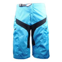 Wholesale-Motorcycle shorts cycling shorts pants knight shorts race clothing have pads breathable h-2