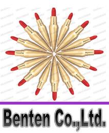 Wholesale NEW Queens Scepter rouge à lèvres de luxe Limited Edition Bas Red Shoes Stir Rouges à lèvres Lip Gloss Lipsticks avec boîte LLFA88 Retail