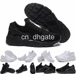 2017 New Air Huarache Ultra Classical White Black Huaraches Shoes Men Women Hurache Sports Sneakers Huraches Running Shoes Size 36-45