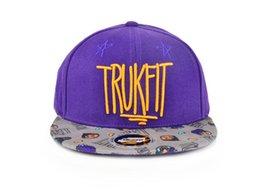 Wholesale High Quality truckfit plated grid brim Hat Baseball hats for Men Snapback Caps BasketballAdjustable Sports Snapbacks For Adult