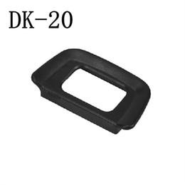 Wholesale DK Rubber Eye Cup Eyepiece Eyecup for Nikon DK20 D5200 D5100 D3200 D3100 D3000 SLR Camera