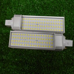 G24 LED pl lamp 11w AC 85-265V LED downlight bulb lamp light SMD 2835 bright warm white white Nature white