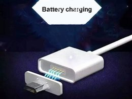 Wholesale 2016 newest magnetic data line micro USB quick charge fission magnet magnetic adsorption data line Cable High Speed Data Charging Sync Flash