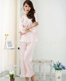 Canada Silk Suit Lady Pajamas Supply, Silk Suit Lady Pajamas ...