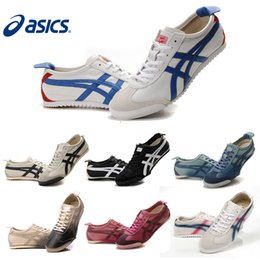 Wholesale Asics Sports Shoes Onitsuka Tiger Classic Running Shoes For Men Women Sport Competitive Sneakers Size