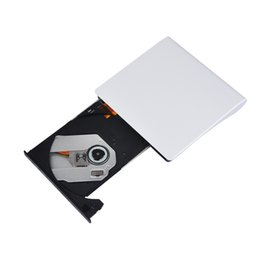 Wholesale External USB DVD RW CD ROM Drive Burner Recorder DVD Player for Computer Laptop
