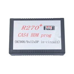 Wholesale ools Maintenance Care Diagnostic Tools R270 CAS4 BDM Programmer Applicable to EIS CAS SRS ECU automotive modules programmable fan c