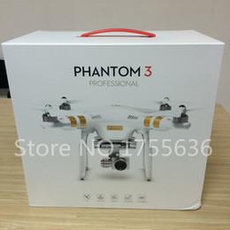 2016 4k caméra drone Origine DJI Phantom 3 Professional RTF Quadcopter Drone w / 4K Livraison gratuite Caméra express 4k caméra drone offres