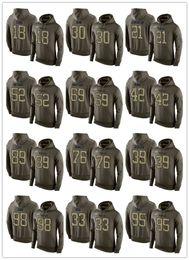 Wholesale JONES Clinton Dix cheap Matthews football Green Bay hoodies Packers sweatshirts fashion retro hoodies size M XL