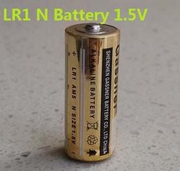 800pcs Lot , Fresh LR1 AM5 N size 1.5V alkaline battery, SUPER POWER