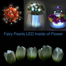 Magical LED Berries Battery Operated Mini LED Fairy Party Lights Floating Twinkle Firefly Light 12 Colors 1200pcs lot Free Shipping