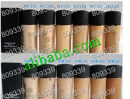 6 PCS FREE SHIPPING 2016 MAKEUP Newest Lowest FIX FLUID SPF 15 Foundation Liquid 30ML
