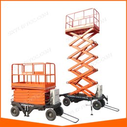 Wholesale Aerial Man Scissor Lift Work Platform Boom Scissorlift Sizzor