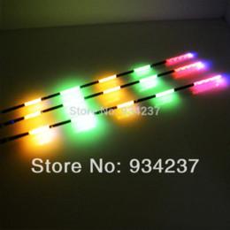 Flotteurs électroniques à vendre-New 3 Taille Cinq pleine Luminous électronique Flotteurs Fishing Tackle Batterie Nuit Flotteurs de pêche + 3pcs Batterie Livraison gratuite