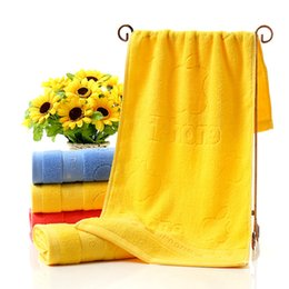 Wholesale Towels Absorbent Travel Dry Embroidery Washer New Pure Cotton Hand Towels Soft Face Towel Set Pink Yellow Blue Fast Delivery