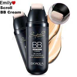 Wholesale Bioaqua Face Makeup BB cream Refreshing Keep The Makeup Air cushion amp White BB Cream Moisturizer Nutritious Natural Scroll