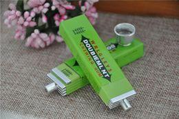 Wholesale Very Hidden Chewing Gum Style Metal Herbal Herb Tobacco Grinder Smoking Pipe Grinders Hookah
