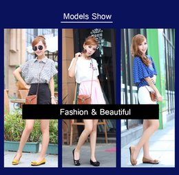 Wholesale Flexible boat shoes women loafer Autumn Casual Flats Ladies Slip On Shoes Fashion Designer Shoes women flat shoes