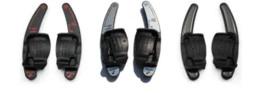 Volkswagen Volante DSG Paddle Extension Shifter (Ajuste: VW Golf MK5 MK6 Jetta GTI R20 SCIROCCO Tiguan) desde vw jetta palanca de cambios fabricantes