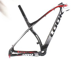 Wholesale Best selling Style of L00k s carbon Mountain Bikes Frames with MTB carbon frames stem size XS S