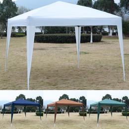 Wholesale GOPLUS quot X10 quot EZ POP UP Canopy Tent Gazebo Wedding Party Shelter Carry Bag New OP2830